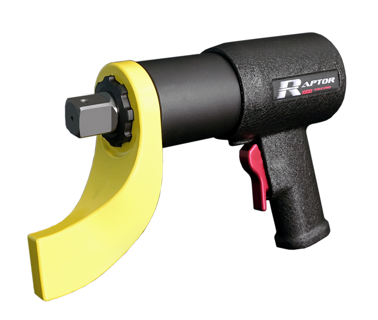 TorcUp Raptor Series Pneumatic Torque Multipliers