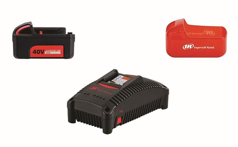 Ingersoll Rand IQv40 Cordless Tools