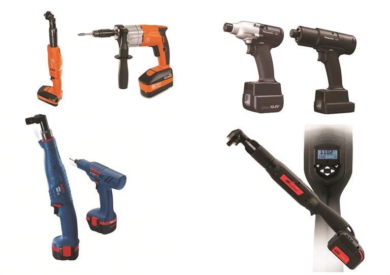 Cordless Production Nutrunners from Bosch, Fein, I