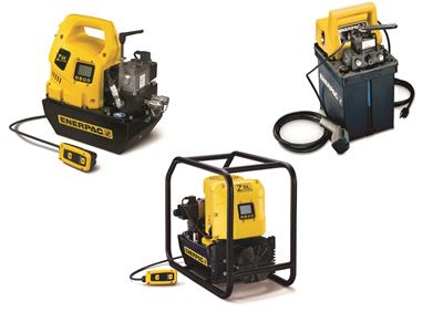 Enerpac Electric Pumps