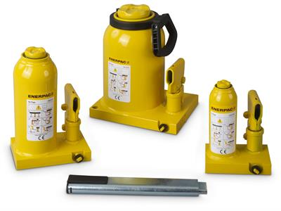 Enerpac GBJ Series Industrial Steel Bottle Jacks