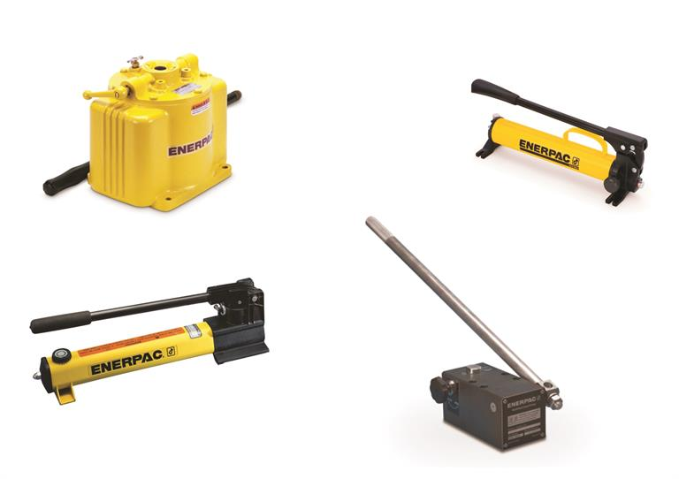 Enerpac Manual Hand Pumps
