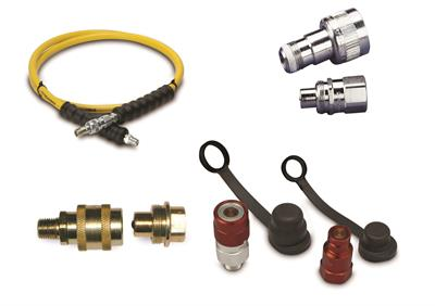 Enerpac System components, Couplers and Hoses