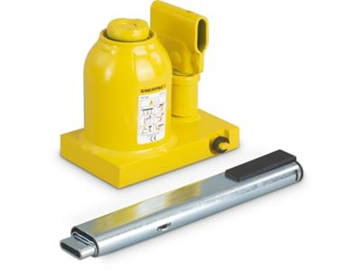 Enerpac Indsutrial Steel Bottle Jacks 10 Ton Capac