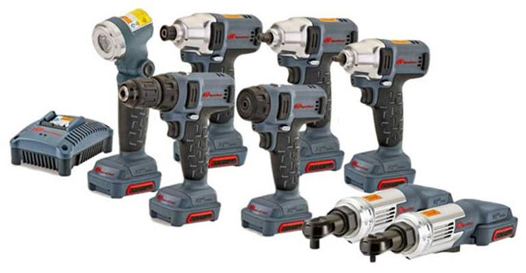 Ingersoll Rand IQv12 Series Cordless Tools
