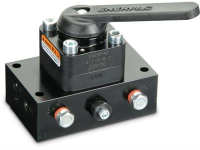Enerpac VM Series Pump Mounted Directional Control
